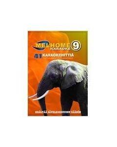 MELHOME Vol 9 KARAOKE DVD levyllä on 41