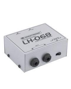 OMNITRONIC LH-068 DI boxi phantom virta
