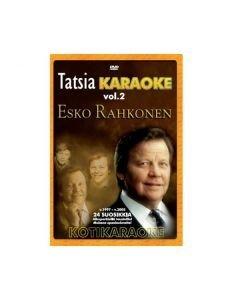 TATSIA Kotikaraoke Vol 2 Esko Rahkonen- Karaoke