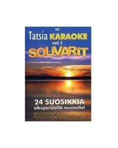 TATSIA Kotikaraoke Vol 1 Souvarit 1 -DVD tällä