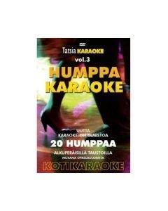 TATSIA Kotikaraoke Vol 3 Humppa-karaoke DVD
