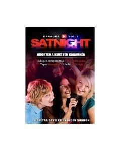 SATURDAYNIGHT Karaoke vol 2 DVD levyltä löydät