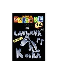 LAULAVAKOIRA VOL 14 Kotikaraoke DVD Levyllä