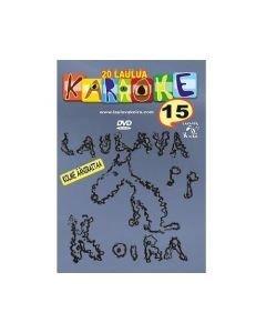 LAULAVAKOIRA VOL 15 Kotikaraoke DVD karaoke