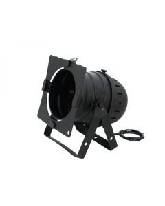 EUROLITE PAR-56 PRO lattiaspotti musta varustettu