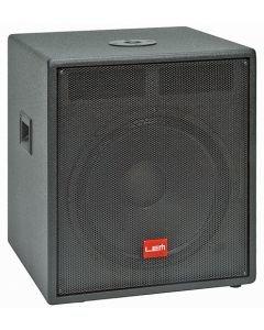VUOKRAUS Vuokraa subwoofer LEM audio HP-350 SA sub