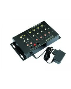 EUROLITE AVS-402 video switch 4in2