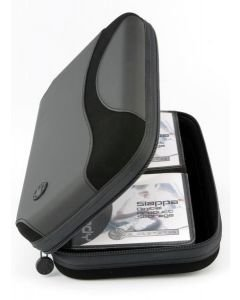 SLAPPA 80 Hardbody CD kuljetuscase PRO, 80 kpl CD