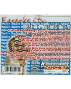 POISTO FUNCD092 - Best Of Mega Hits Vol 11