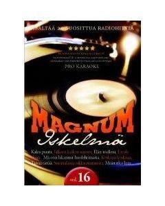 POISTO Magnum Kotikaraoke Iskelmä Vol 16 DVD