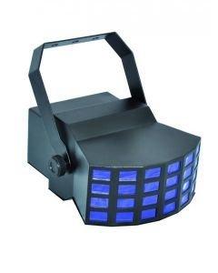 EUROLITE LED D-400 RGBAW Beam Effect 5x 3W DMX