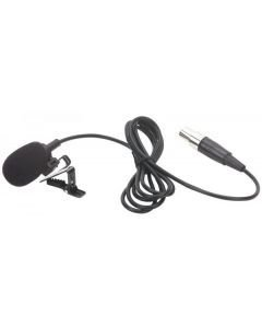 POWERDYNAMICS PDT1 Tie clip microphone mini XLR