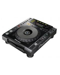 PIONEER CDJ-850K DJ CD-soitin musta toimii myös