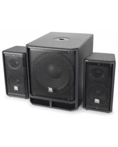 POWERDYNAMICS PD Combo 1200 12 Subwoofer + 2x 6,5