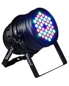 BEAMZ POISTO LED PAR-64 RGB 36x1W LED Spotti 9000