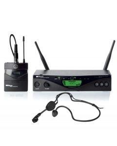 AKG WMS470 Sport Set langaton taskulähetin ja headset