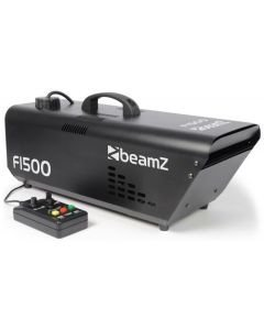 BEAMZ F1500 DMX Fazer savukone ajastimella sekä