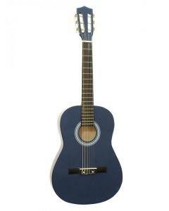 DIMAVERY AC-303 Lasten ja nuorten kitara sininen
