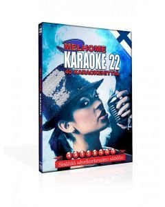 MELHOME Vol 22 karaoke DVD levyllä on 40