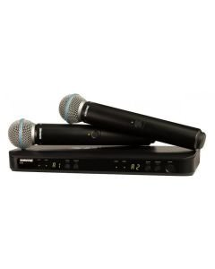 SHURE BLX288E/SM58Beta langaton Vocal