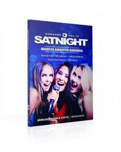 SATURDAYNIGHT Karaoke DVD vol 12 levyltä löydät