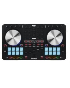 RELOOP BeatMix 4 MK2 DJ-Kontrolleri neljällä