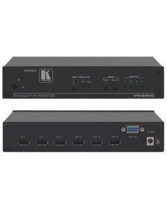KRAMER VM-24HC 2x14 HDMI katkaisin Switcher &