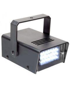 BEAMZ MINI strobo valkoisilla 24x 5mm LEDeillä