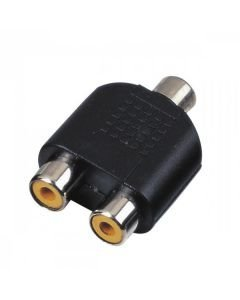 RELOOP Adapteri 2kpl RCA-naaras 1kpl RCA naaras