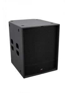 PSSO CLA-118 line array passiivisubwoofer