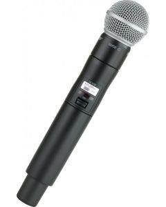 SHURE Shure ULXD2/SM58 käsilähetin ULXD sarjaan