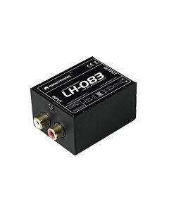 OMNITRONIC LH-083 stereo linja isolaattori