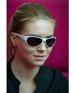 DZN Tyylikkäät aurinkolasit D2234P naisille