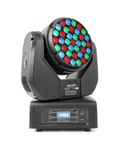 BEAMZ MHL-373 Moving head beam kapeakiila 4 37x3W