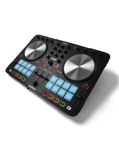 RELOOP BeatMix 2mk2 DJ-kontrolleri varustettu