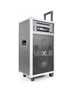 VEXUS ST-110 Aktiivikaiutin 8 akulla 250W