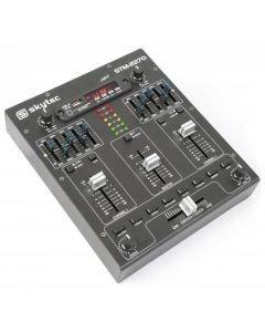 SKYTEC STM-2270 4-kanavainen efekti DJ mikseri USB