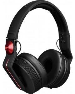 PIONEER HDJ-700R musta- punainen DJ-kuuloke