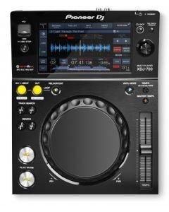 PIONEER XDJ-700 DJ kontrolleri-ohjelmisto ohjain