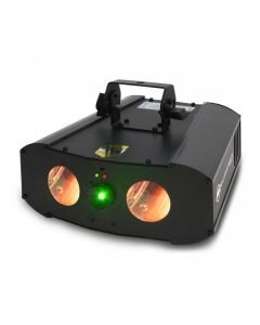 ADJ Galaxian GEM IR valoefekti RGBW + Laser