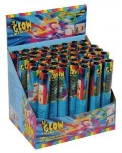 DLVS Valorengassetti glow stick 15 kpl valaisuaika