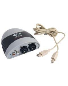 SIRUS UXB-3 USB Äänikortti ulkoinen stereo audio
