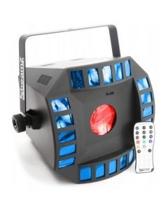 BEAMZ CUB4 II LED Tuplavaloefekti 2x10W Quad