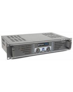 SKYTEC  SKY-600B vahvistin 2x 300W musta