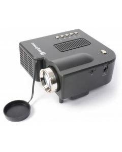 SKYTRONIC Max LED viihde projektori HDMI, USB