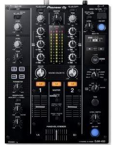 PIONEER DJM-450 DJ Mikseri uusilla toiminteilla