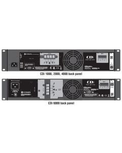 CROWN CDi-4000 DSP päätevahvistin 2x 2100W