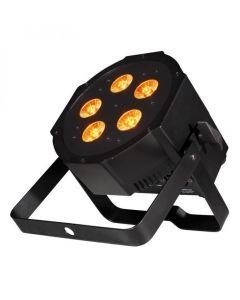 ADJ MEGA QA GO LED 5x4W akku LED valaisin 40