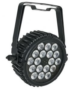 SHOWTEC Compact Par 18 MKII Tour LED-valonheitin