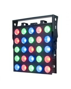 ELATION Cuepix panel RGB 25x 30W Blinder jossa